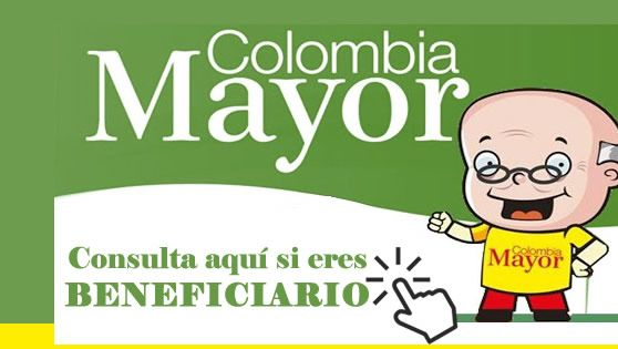 Beneficiarios Colombia Mayor